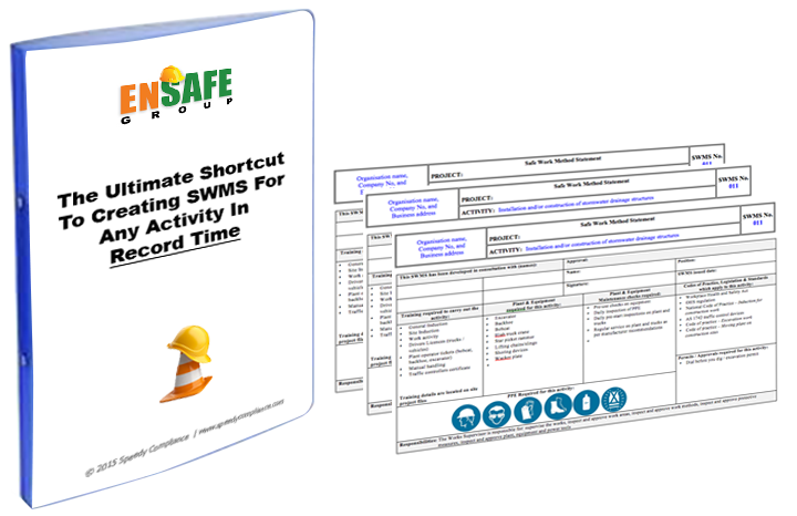 Safe Work Method Statements (SWMS)